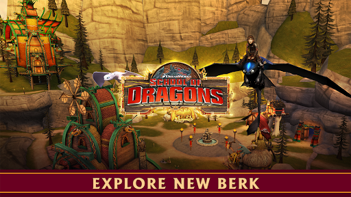 School of Dragons  screenshots 1