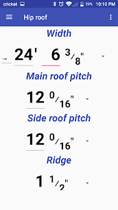 Rafter Length Calculator  For Pc | How To Install – [download Windows 7, 8, 10, Mac] 2