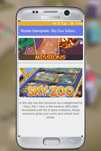 rodeo stampede : sky zoo safari pro 2018 tips screenshot 2