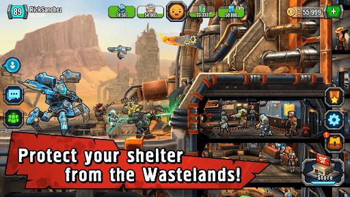 Shelter War-survival games in the Last City bunker 1.1775.18 screenshots 1