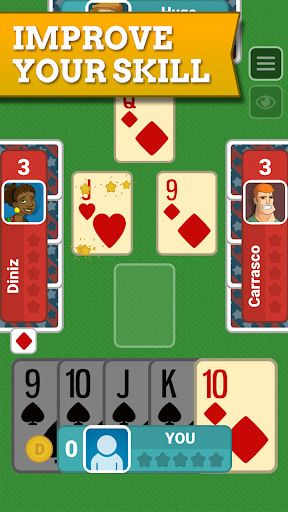 Euchre Free: Classic Card Games For Addict Players 3.7.6 screenshots 3