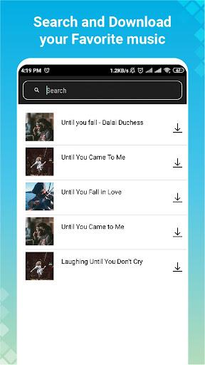 Download Music Mp3  Screenshots 2