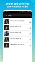 screenshot of Download Music Mp3