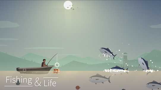 Fishing and Life MOD (Unlimited Coins) 5