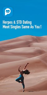 Positive Match: herpes dating, chat & meet online 1