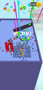 The puncher 3D Hack Game Android & iOS 4