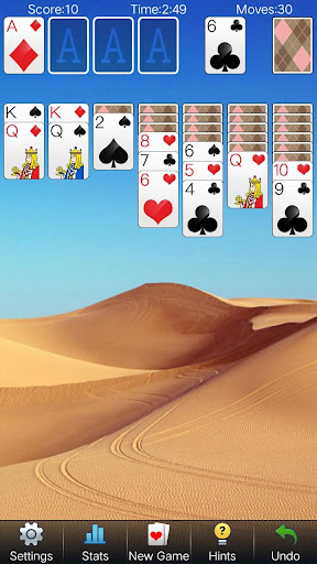 Solitaire Card Games Free  screenshots 21