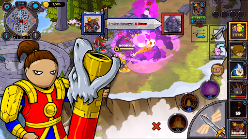 Multi Legends 1.1.838 Screenshots 7