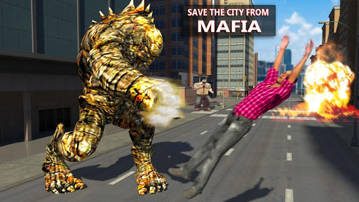 Stone Giant Sim: Giant Hero 2021 screenshots 5