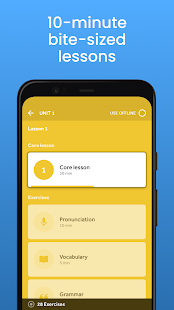 Rosetta Stone: Learn, Practice & Speak Languages Screenshot
