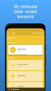Rosetta Stone: Learn, Practice & Speak Languages 8.10.0 Screenshots 4