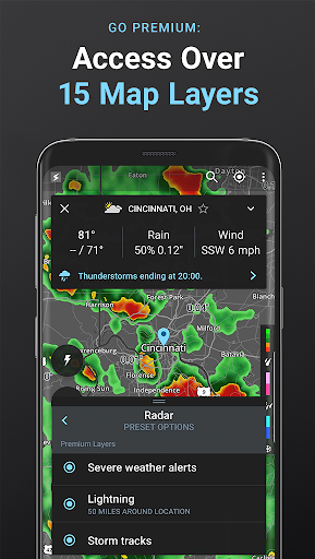 Storm Radar: Hurricane Tracker, Live Maps & Alerts 2.2.3 Screenshots 7