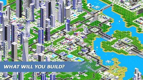Designer City 2: city building game 1