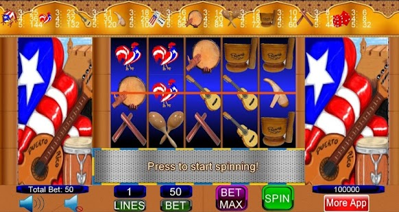 Boricua Slots Screenshot