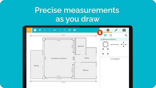 RoomSketcher   Draw Floor Plans & Home Design 8.01.001 Screenshots 2
