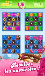 Candy Crush Jelly Saga Capture d'écran