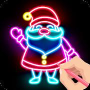 Draw Glow Christmas 2021