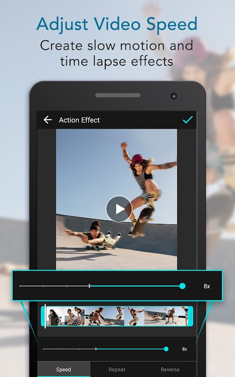 YouCam Cut – Easy Video Editor & Movie Maker  poster 2