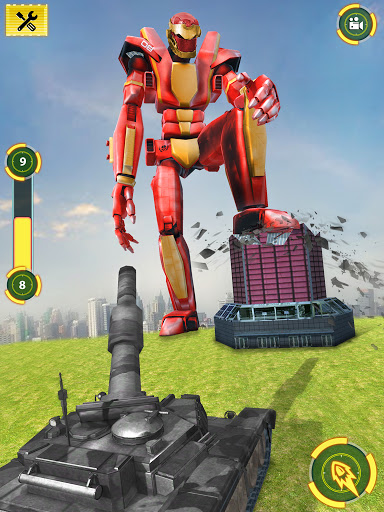 Building Demolisher: World Smasher Game apkslow screenshots 18