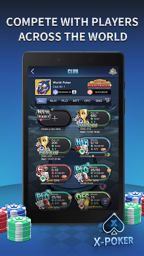 X-Poker - Online Home Game 1.3.0 Screenshots 17