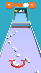 Take Away 3D - Endless running hyper casual game Screenshot