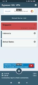 Bypasser SSL VPN 5.0.20-nightly