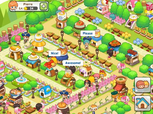 Restaurant Paradise: Sim Builder 1.11.1 Screenshots 12