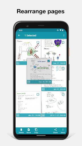 Notebloc: Scanner App - Scan, save & share as PDF 4.1.3 Screenshots 8