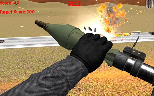 Rocket Launcher Traffic Shooter apkdebit screenshots 6
