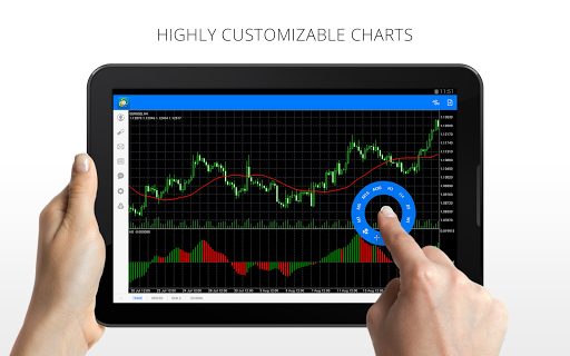 Foto do MetaTrader 5 — Forex & Stock trading