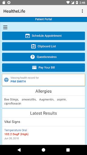 HealtheLife apktram screenshots 1