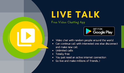 Live Talk - Free Live Video Chat with Strangers 1.15 Screenshots 1