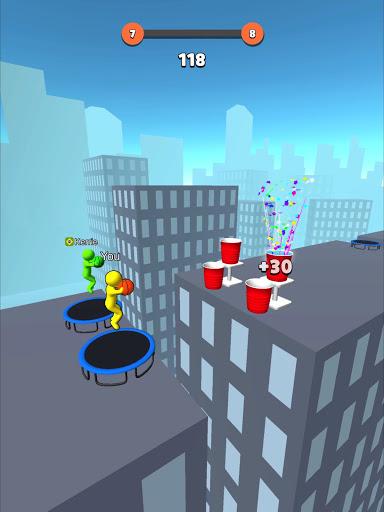 Jump Dunk 3D 2.0 screenshots 7