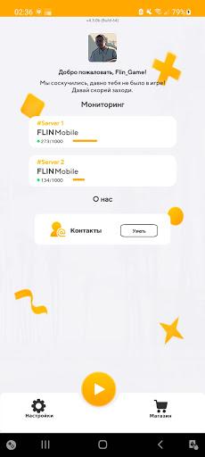 Flin Launcher  screenshots 1