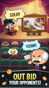 Art Inc Mod Apk- Trendy Business Clicker 3