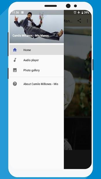 Captura de Pantalla 3 de Camilo Millones - Mis Manos para android
