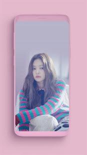 BLACKPINK Jennie Wallpaper Kpop HD New 1.0 Screenshots 1