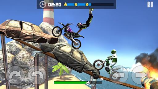 Sky Bike Stunt Master : Free Offline Racing Game  screenshots 12