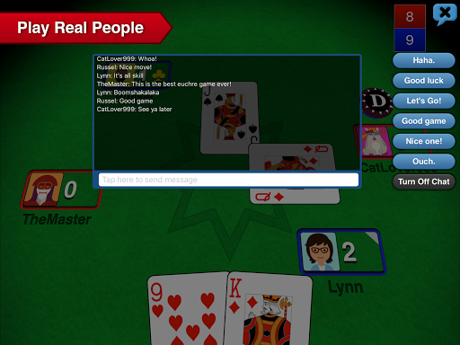 Euchre 3D 5.15 screenshots 10