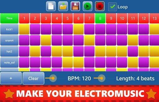 Make Beats - Drum Pad (MP3 & WAV) 3.0 screenshots 1