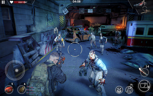 Left to Survive: Dead Zombie Survival PvP Shooter 4.3.0 screenshots 7