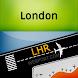 ロンドン・ヒースロー空港 (LHR) 情報+フライト追跡