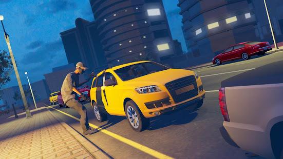 Car Thief Simulator - Fast Driver Racing Games