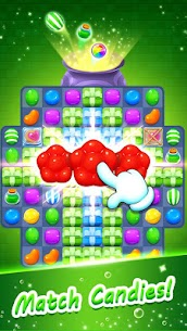 Candy Witch – Match 3 Puzzle Free Games 16.8.5039 Mod Apk (Unlimited Money/Gems) 4