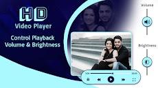 HD Video Player - All Format Video Player 2021のおすすめ画像4
