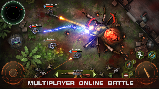 Zombie Shooter:  Pandemic Unkilled 2.1.7 5