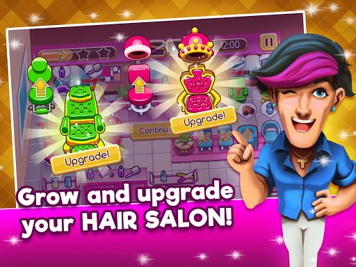 Top Beauty Salon -  Hair and Makeup Parlor Game  screenshots 6