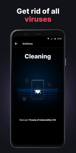 Clean Guard: Virus Cleaner Free, Antivirus, VPN android2mod screenshots 7