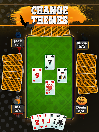 Spades - Classic Card Game! android2mod screenshots 8
