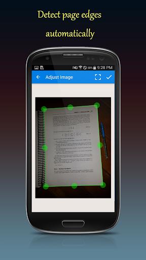 Fast Scanner Pro: PDF Doc Scan screen 1